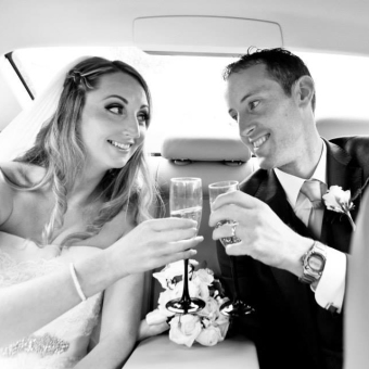 Amie and Mike wedding photography at Glasson Hotel