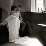 Sandra and Kevin wedding photography at Bunratty Castle