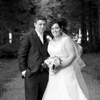 Anja and John wedding photography at Shearwater Hotel, Ballinasloe